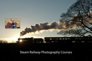 RAILWAY PHOTOGRAPHY COURSES