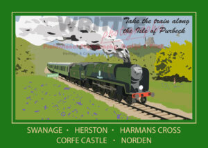 Take the Train Along the Isle of Purbeck