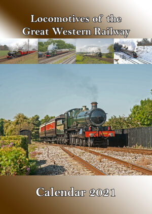 Locomotives of the GWR Calendar 2021
