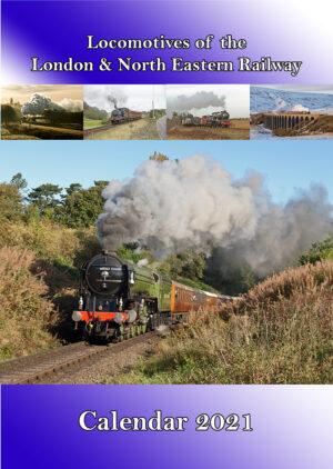 Locomotives of the LNER Calendar 2021