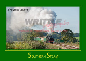 Southern Railway - S15 Class No. 506