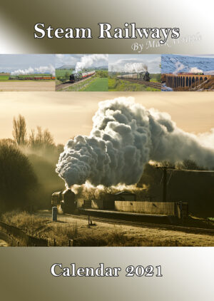 Steam Railways Calendar 2021