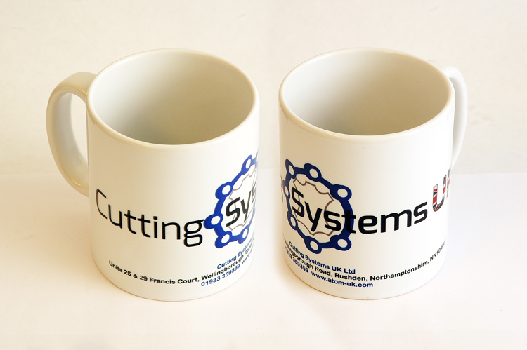 CUTTING SYTEMS CERAMIC MUG