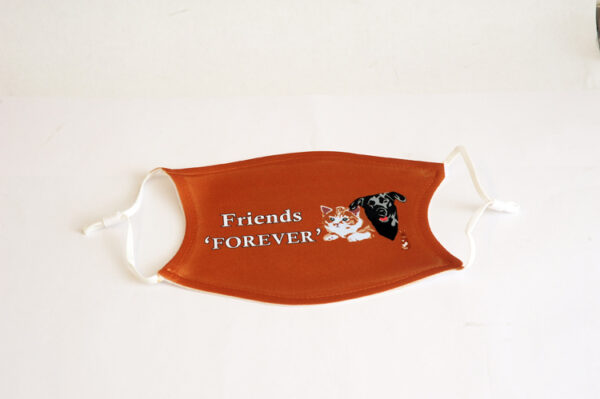 'Friends Forever' - Facemask