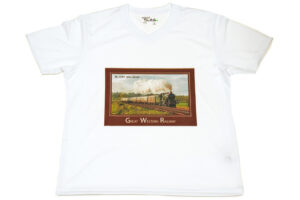 GWR 7029 'Clun Castle' - Kid's T-Shirt