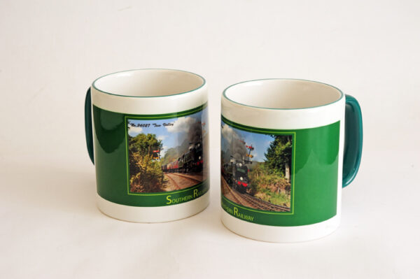 SR 34027 'Taw Valley' Two-Tone Mug