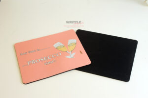 'Any Time Is Prosecco Time' Mousemat