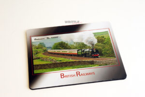 British Railways 'Britannia' Mousemat