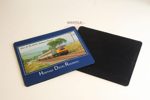 Diesel Railways 'Galloway Princess' Mousemat